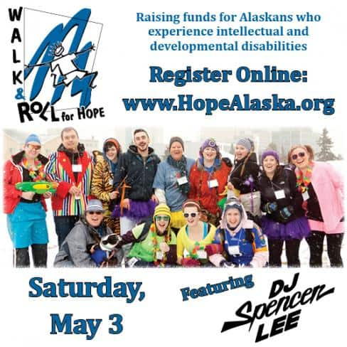 Walk & Roll for HOPE