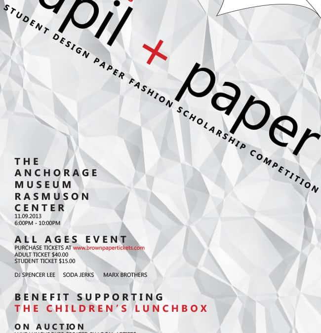 Pupil + Paper