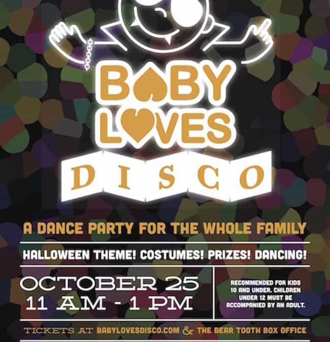 Baby Loves Disco Alaska Halloween
