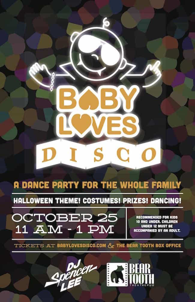 Baby Loves Disco Bear Tooth Halloween_1