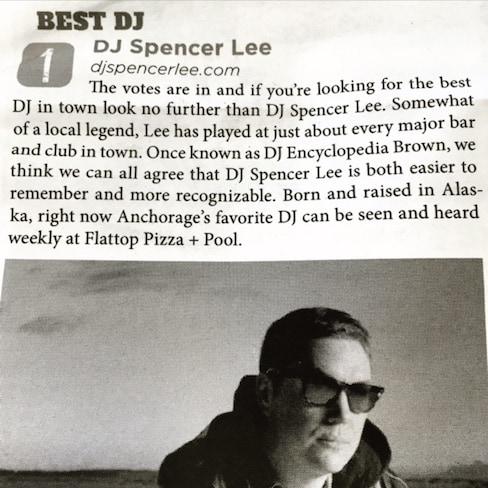 2015 Press Picks Best DJ
