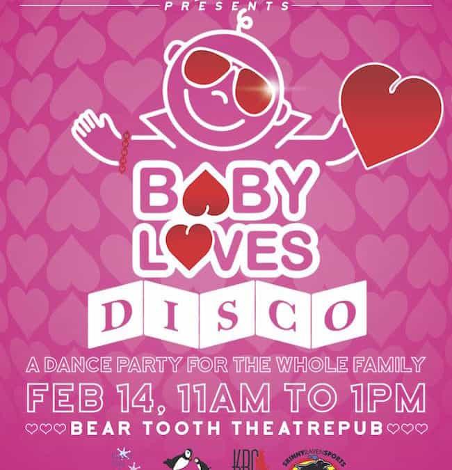 Baby Loves Disco Valentine's Day Dance
