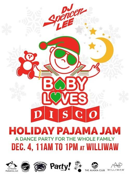 Holiday Pajama Jam Tix On Sale Now