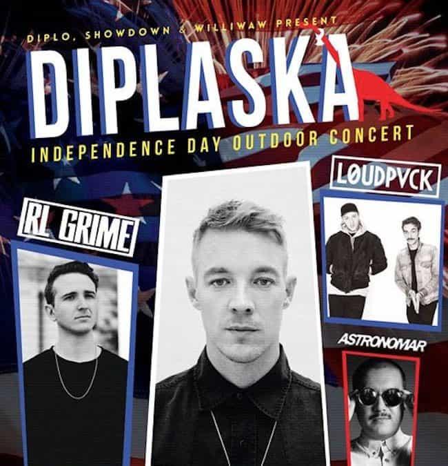 Diplo in Alaska: Diplaska