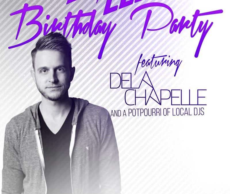 DJ Spencer Lee's Bday party feat. DJ delaChapelle